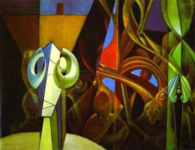 Max Ernst Art