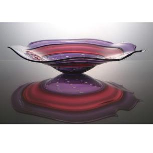 Purple Bowls Cirfunkerance By Stuart Akroyd