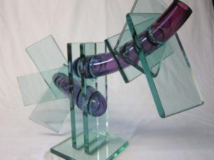 Contemporary Sculptures Flail