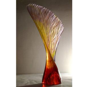 Cast Glass Sculptures