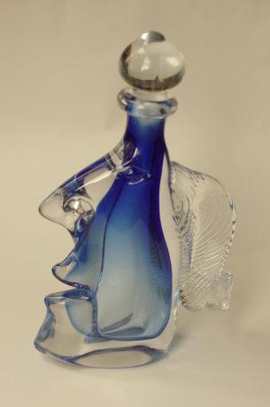 Decorative Glass Perfume Bottles
