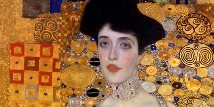 Gustav Klimt Art Adele