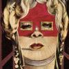 Salvadore Dali Art Mae West