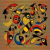 Joan Miro Art visit by viscious speed