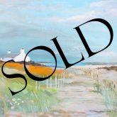 Annabel Burton Impressionist painting sold