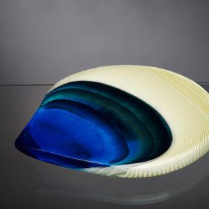 Unique Glass Sculpture