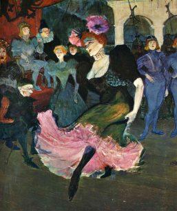 Toulouse Lautrec Art