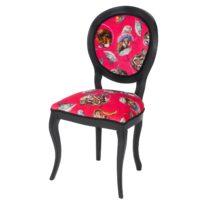 Pink Boudoir Chair