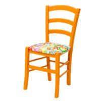 Orange Kitchen Chairs