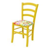 Yellow Kitchen Chairs