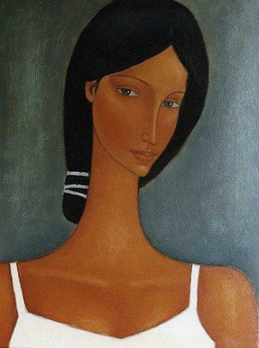 Amedeo Modigliani Art