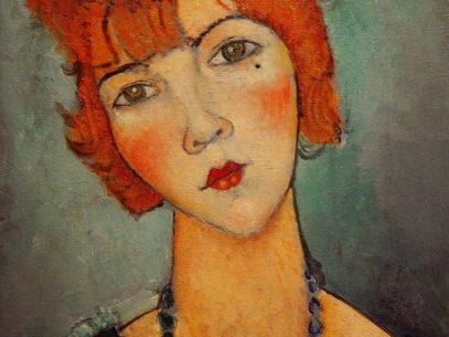 Amedeo Modigliani Art oil paintings