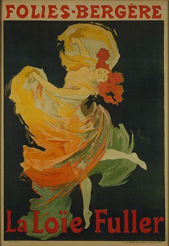 Jules Cheret Art Folies