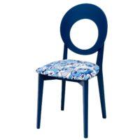 Blue Contemporary Chair
