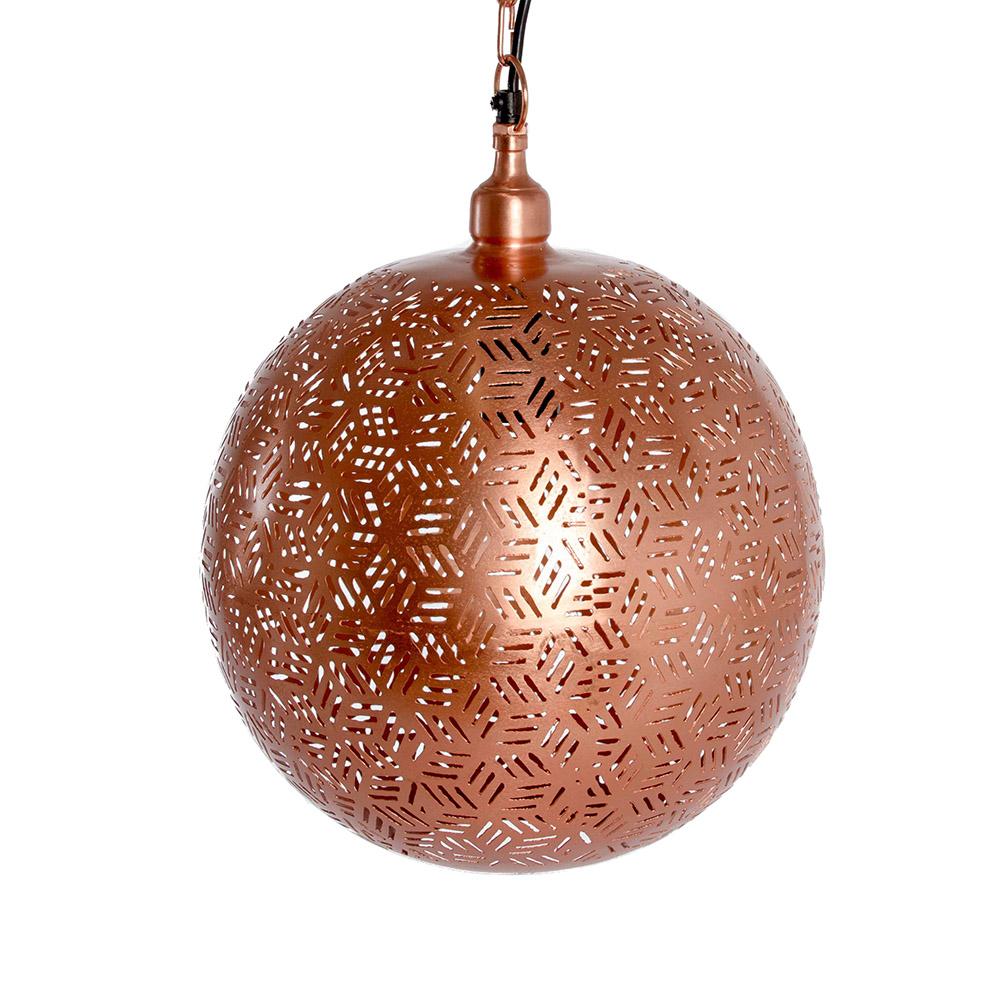 Moroccan pendant lights rabat rose gold boha glass aloadofball Images