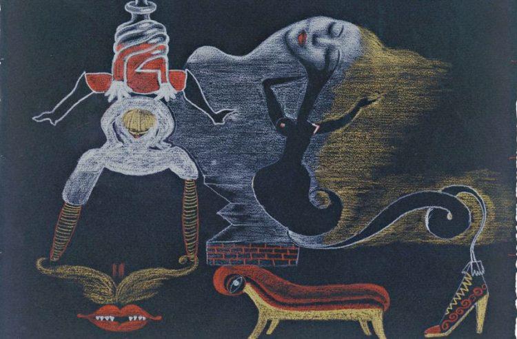 Andre Breton Art