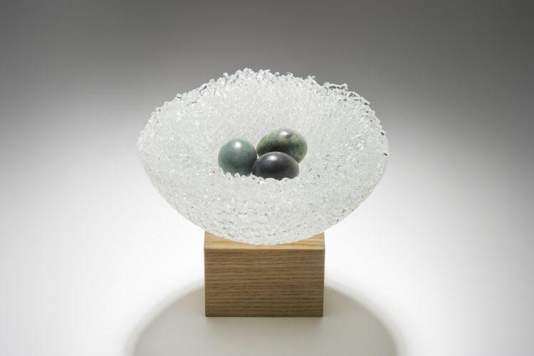 Glass Birds Nest
