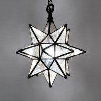 Star Pendant Light