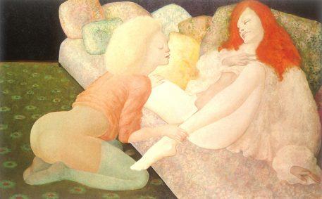 Leonor Fini Art Entre Deux