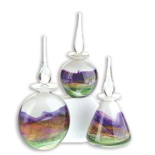 Colourful Perfume Bottles