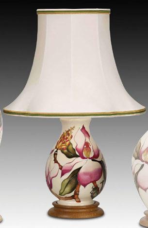 Floral Ceramic Lamps