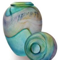 Round Glass Vases