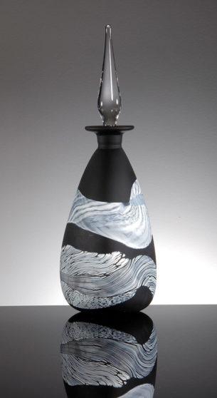 Triangular Perfume Bottle