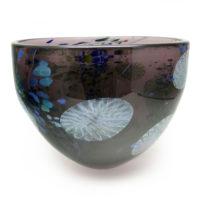 Amethyst Art Glass