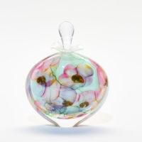 Glass Art Perfume Bottle