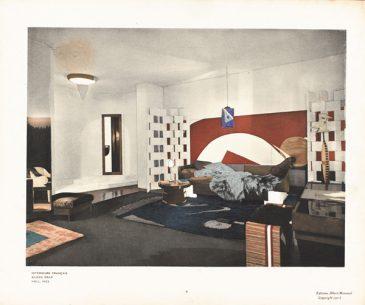 Eileen Gray interior design