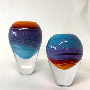 Artistic Glass Vases