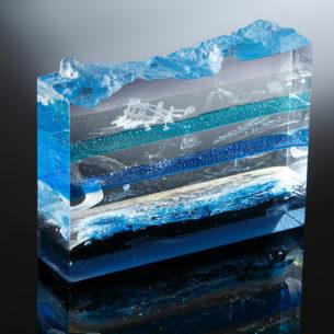 Cast Glass Art