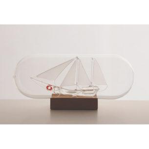 Clear Glass Sculptures