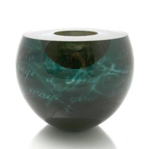 Engraved Glass Art