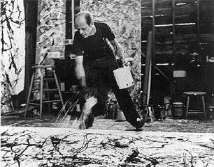 Jackson Pollock Art Artist