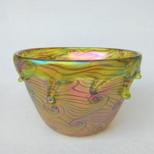 Loetz Glass Bowl