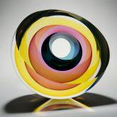 Optical Glass Sculpture