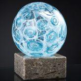 Spherical Glass Art
