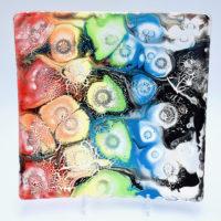 Art Glass Platters