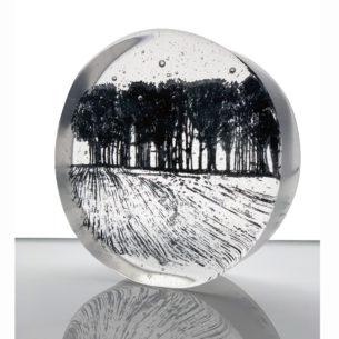 Clear Glass Art
