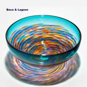 Glass Bowl Centerpieces