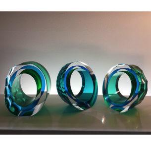 Modern Glass Sculptures