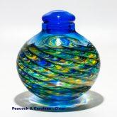 Glass Urn