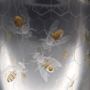 Crystal Vessels 'Hive' by Nancy Sutcliffe