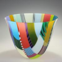 Multicoloured Glass