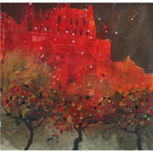 Susan Brown Castle Rock Edinburgh