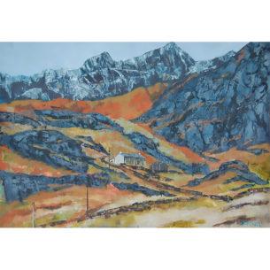 Snowdonia Painting