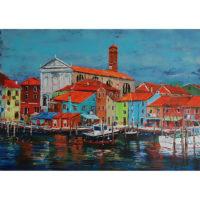 Venice Artwork