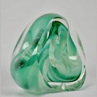 Green Art Glass