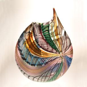Handblown Glass Vase
